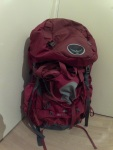The perfect backpack for a shortarse