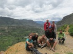 Becoming anti-social in the Colca Canyon